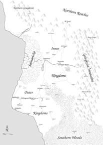 Estgair Map Version 1.0